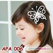 Sirkam Rambut Pesta Anak l AKsesoris Rambut Pesta Anak Wanita -APA 006