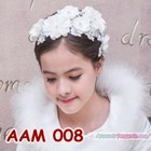 Hairpieces Pesta Anak l Aksesoris Headpiece Rambut Pesta Lace - AAM008 1