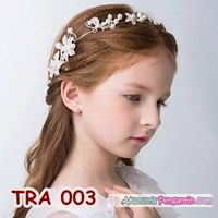 Jual Tiara Rambut Pesta Anak l Aksesoris Rambut Anak Putri Modern - TRA 003