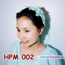 Aksesoris Headpiece Rambut Pesta Wanita l Hairpiece Pesta Tosca-HPM 002