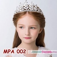 Jual Aksesoris Crown Pesta Anak Modern l Mahkota Rambut Anak Putri -MPA 002