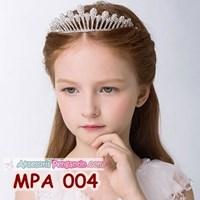 Jual Mahkota Tiara Pesta Anak Modern l Aksesoris Rambut Putri -MPA 004