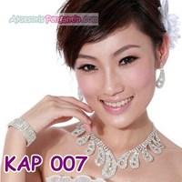 Kalung Cantik Wanita l Kalung Perhiasan Pesta Wani