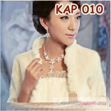 Jewelry Bridal Necklace Earring Necklace Accessories l woman-HOOD 010