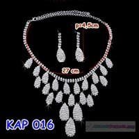 Modern Bridal Accessories-KAP 016