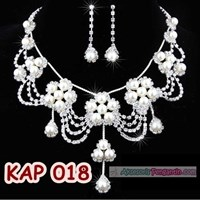 Kalung Accessories l Aksesoris Kalung Pesta Pengantin Wedding- KAP 018