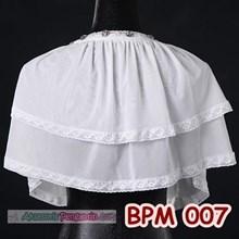 Bolero Pesta Wedding Wanita l Aksesoris Cardigan Pengantin - BPM 007