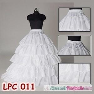 Wedding Petticoat 4 Ring 5 Layer L Inner Skirt Dress LPC011