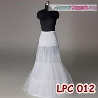Jual Rok Pengembang Gaun Pengantin l Petticoat Wedding Duyung 2Ring- LPC012