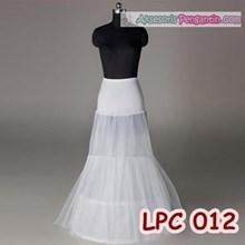 Rok Pengembang Gaun Pengantin l Petticoat Wedding Duyung 2Ring- LPC012