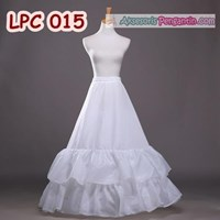 Jual Petticoat Wedding Ball Gown - Rok Pengembang Gaun Pengantin - LPC 015