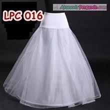 Wedding Petticoat Lolita (1Ring) l Rok Dalaman Gaun Pengantin -LPC 016