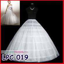 Petticoat Wedding Gown-Rok Pengembang Gaun Pengantin6Ring2layer-LPC019