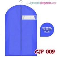 Dari Cover Pelindung Baju Jaket Jas Pesta dari Debu Kotoran Biru BCA-CJP009 0