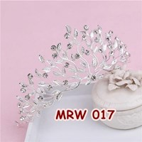 Crown Hair Accessories Wedding Party-The Crown Of The Bride-MRW017