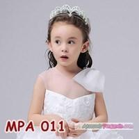 Jual Crown Mahkota Pesta Anak Putri l Aksesoris Tiara Rambut Wanita- MPA011 2