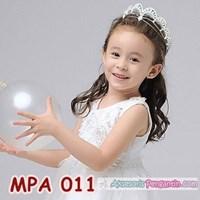 Distributor Crown Mahkota Pesta Anak Putri l Aksesoris Tiara Rambut Wanita- MPA011 3