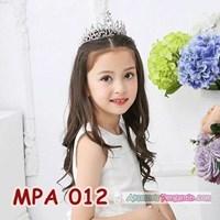 Jual Aksesoris Mahkota Pesta Anak Modern l Crown Rambut Rambut Wanita-MPA 012 2