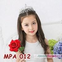 Beli Aksesoris Mahkota Pesta Anak Modern l Crown Rambut Rambut Wanita-MPA 012 4