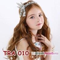 Beli Aksesoris Tiara Pesta Anak Modern- Hiasan Sanggul Rambut Wanita-TRA010 4