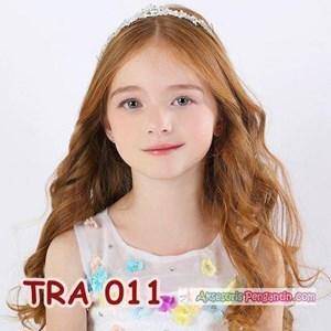Aksesoris Tiara Rambut Pesta Anak Modern l Hiasan Sanggul Wanita-TRA 011