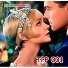 Aksesoris Tiara Pesta Pengantin l Hiasan Sanggul Rambut Ratu - TPP001 1