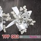 Aksesoris Pesta Pengantin Wanita l Tiara Rambut Pesta Wedding -TPP 002 3