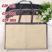 Beli Cover Bungkus Pelindung Jaket Jas Pesta dari Debu Kotoran Black - CJP 001 4
