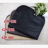 Jual Cover Bungkus Pelindung Jaket Jas Pesta dari Debu Kotoran Black - CJP 001 2