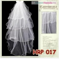 Aksesoris Slayer Pengantin Wanita 4 Layer l Slayer Veil Wedding- HRP 017 Murah 5