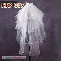 Beli Aksesoris Slayer Pengantin Wanita 4 Layer l Slayer Veil Wedding- HRP 017 4