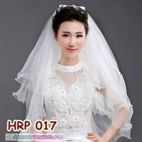 Aksesoris Slayer Pengantin Wanita 4 Layer l Slayer Veil Wedding- HRP 017 1