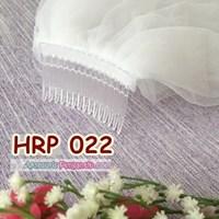 Beli Kerudung Pernikahan Pengantin Modern Slayer Veil Wedding Modern  HRP 022 4