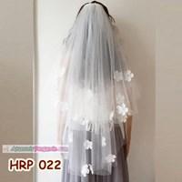 Kerudung Pernikahan Pengantin Modern Slayer Veil Wedding Modern  HRP 022 1