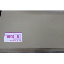 PLATE CETAK DECO-5