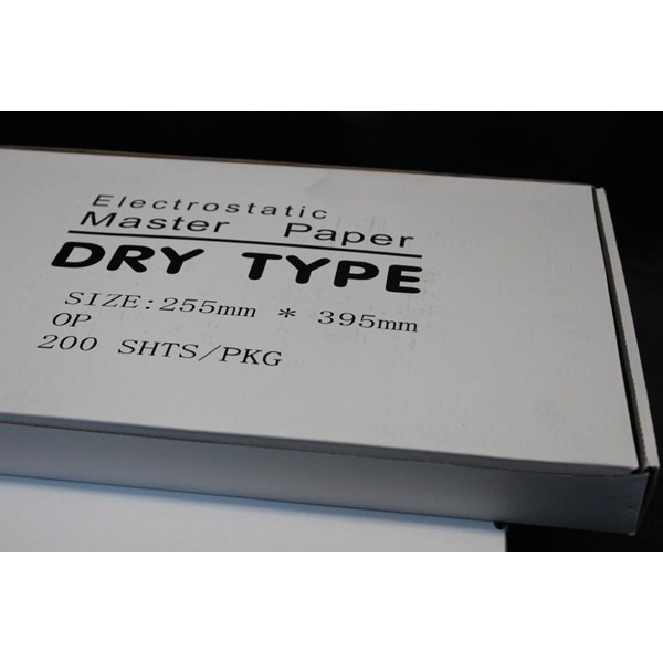 DRY MASTER PAPER ULTRA