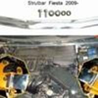 Strutbar Ford Fiesta / Strut bar Fiesta / Stabilizer 2point