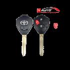 Casing Kunci Toyota - Cover Kunci Fortuner Innova Yaris Vios 3 Tombol 1