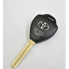 Casing Kunci Toyota - Cover Kunci Fortuner Innova Yaris Vios 3 Tombol 2