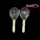 Casing Kunci Toyota - Cover Kunci Toyota Yaris Vios Fortuner Cassing 1