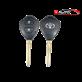Casing Kunci Toyota - Cover Kunci Toyota Yaris Vios Fortuner Cassing