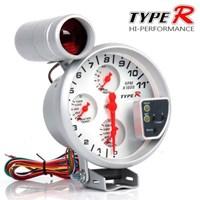 Tachometer TYPE-R 5 INCH / Takometer type R 4In1