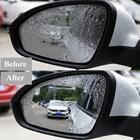 Anti Fog Film For Side - Rear Mirror Anti Embun Spion Mobil 14 X 9 Cm Lonjong 2