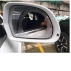 Anti Fog Film For Side - Spion Mobil Anti Embun 10 X 10 Cm Bulat 3