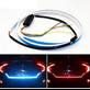 LED Strip Bagasi Mobil LED Tail Light Flow 120cm