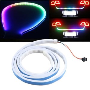 From LED Strip Bagasi Mobil RGB - LED Tail Light Flow 120cm 3