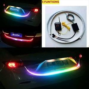 From LED Strip Bagasi Mobil RGB - LED Tail Light Flow 120cm 0