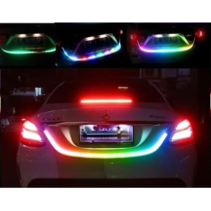 From LED Strip Bagasi Mobil RGB - LED Tail Light Flow 120cm 4