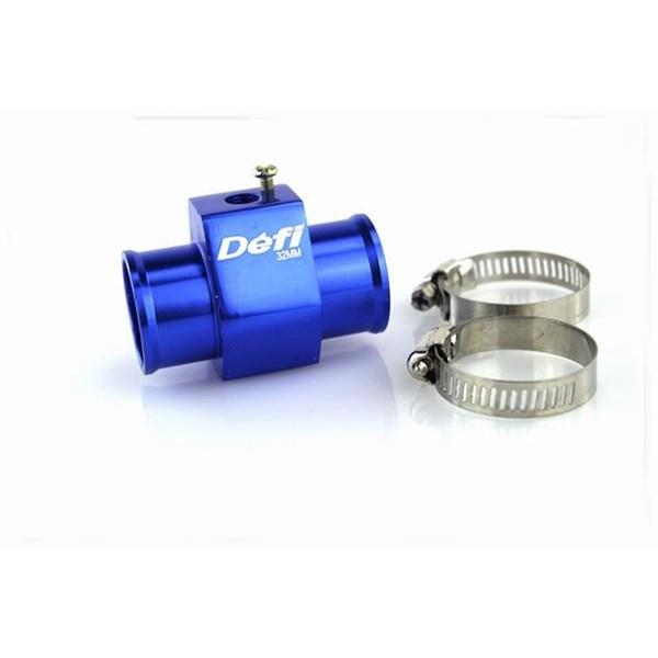 Defi Adaptor Joint Pipe 32mm Defi Adapter Join Pipe sensor water temp