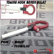 Towing Hook Benen Bulat Brio Mobilio Towing Benen
